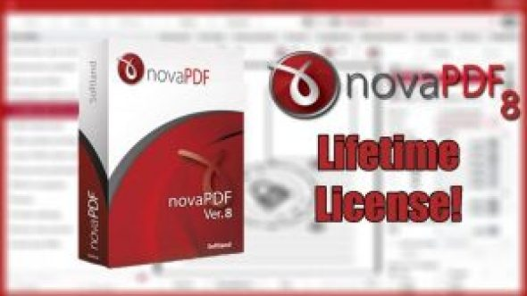NovaPDF Professional 8 Crack full version free download