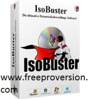 IsoBuster 4.0 Crack with Keygen Full Version Free Download