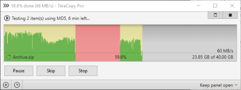 TeraCopy Pro 3.8.5 Torrent
