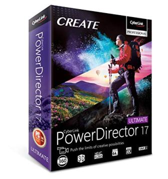 Cyberlink PowerDirector 17 Crack + Keygen 2019 Free Download