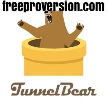 TunnelBear 3.8.3 Crack Full Version Free Download