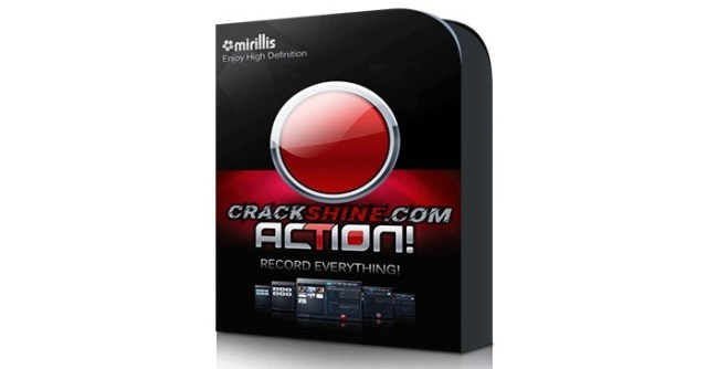Mirillis Action 4.4.0 Crack + Serial Key Full 2020