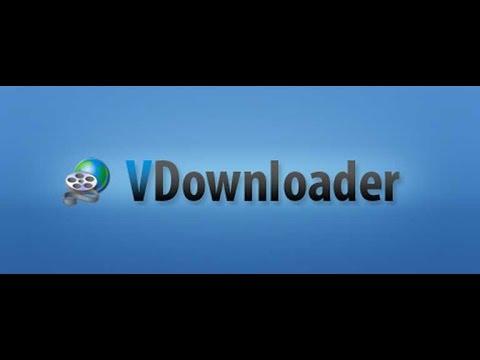 VDownloader 5.0.4016 Crack With Serial Key Free Download