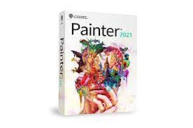 Corel Painter 2021 Crack & Serial Key Download [Latest] Version