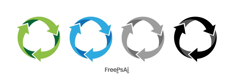 Vector Logo reciclaje