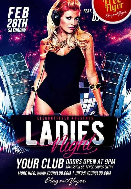 Nightclub Flyer Templates