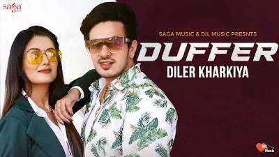 डफर हरयाणवी सांग  Duffer Lyrics in English - Diler Kharkiya