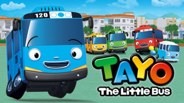 Tayo, the Little Bus (2010)