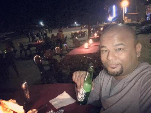 Nishant Tanwar drinking alcohol