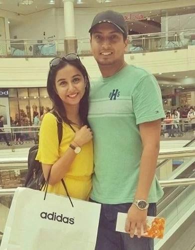 Prajakta Koli With Her Boyfriend
