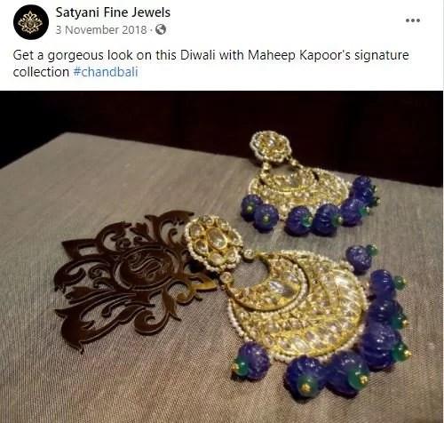 Chanbalis by Maheep Kapoor