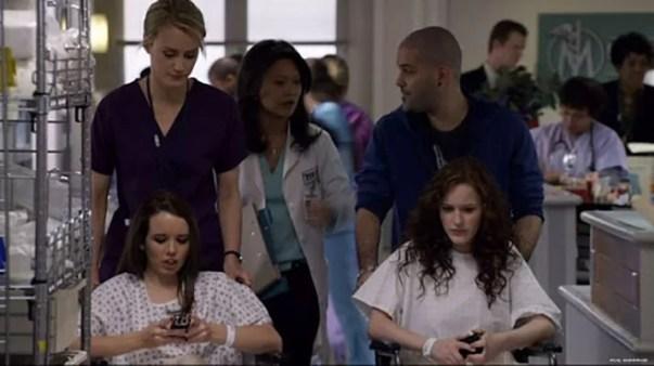 Rachel Brosnahan in Mercy (2010)