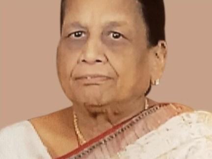 Rakesh Jhunjhunwala's mother Urmila Jhunjhunwala