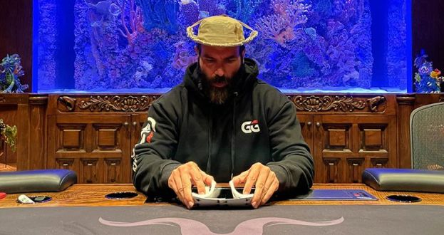 Dan Bilzerian as the Brand Ambassador of GGPoker