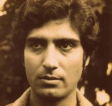 An old picture of Raj Babbar