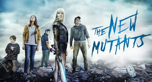 Anya Taylor-Joy in the Poster of 'The New Mutants'