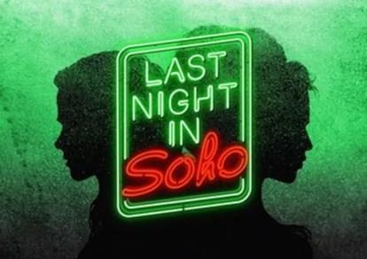 Poster of 'Last Night In Soho'