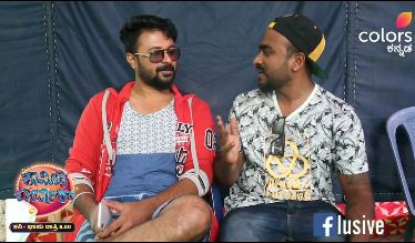 Raghu Gowda in Comedy Darbar