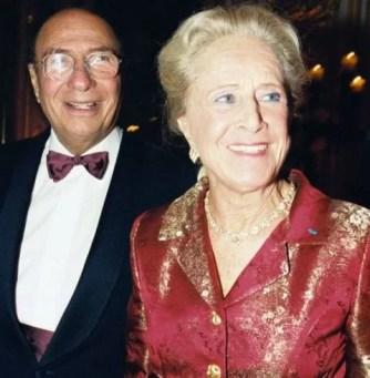 Olivier Dassault's parents