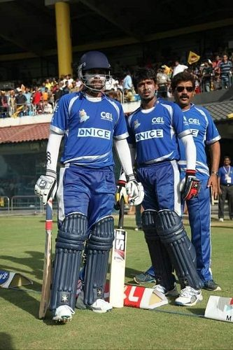 Rajeev with CCL team