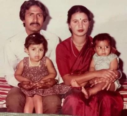 Vishnu Vishal's childhood picture