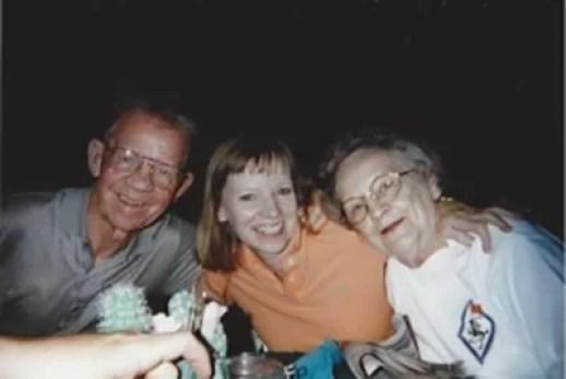Ann Winblad's parents