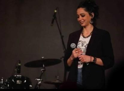 Maisa Abd Elhadi hosting PMX 2019
