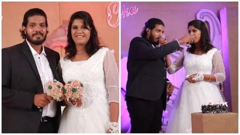 Unni Rajan P Dev wedding glimps