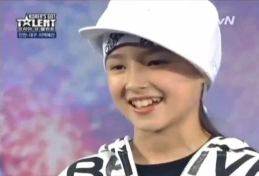 Nancy in Korea's Got Talent (2011)