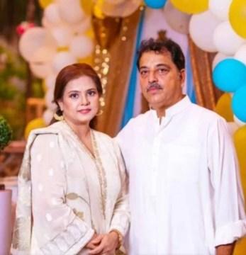 Sara Razi's parents