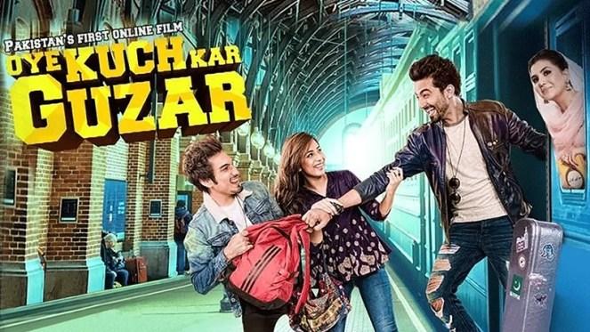 Ali Safina's online film 'Oye Kuch Kar Guzar'