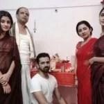 Mahek Thakurs Family Picture