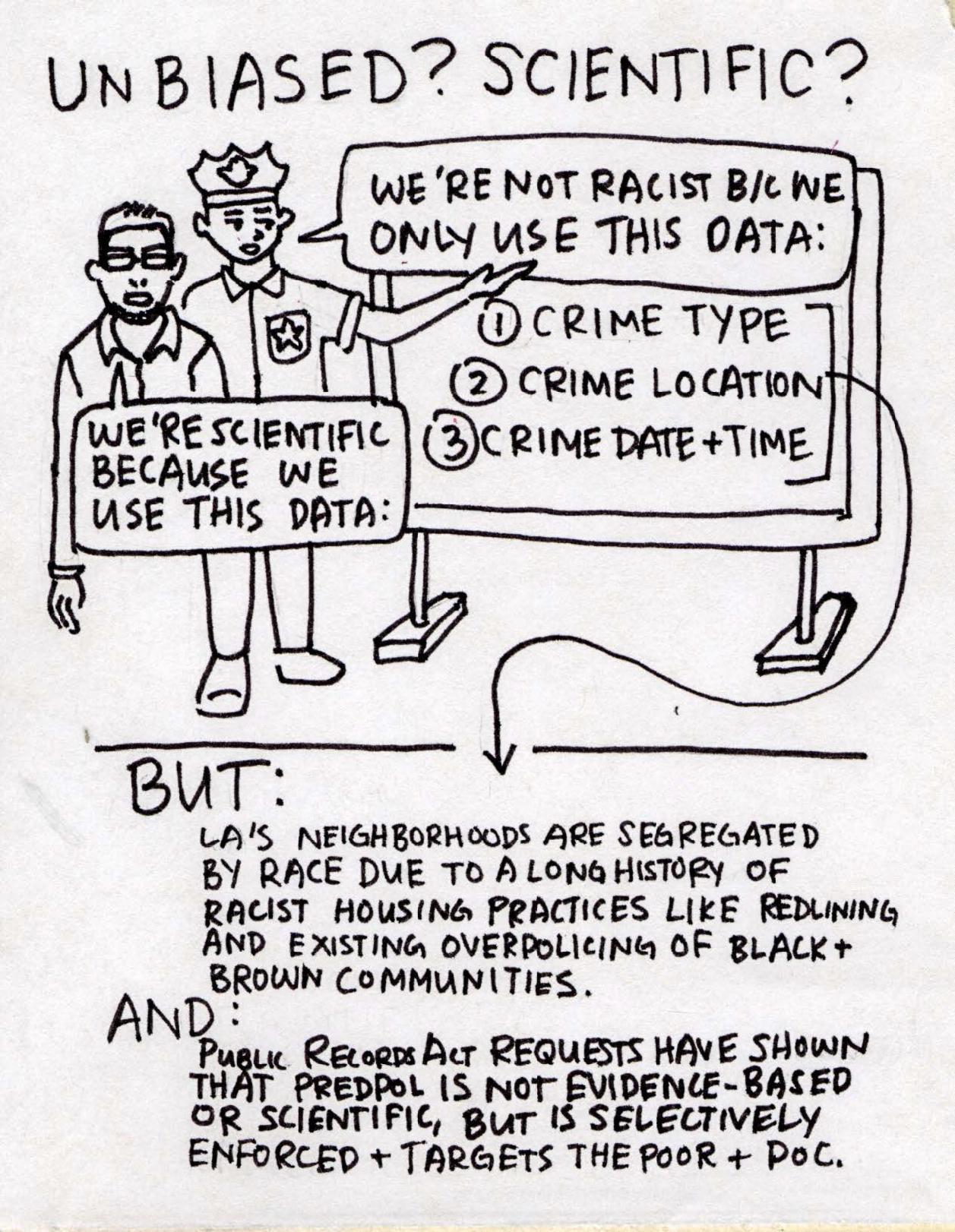 PredPol is LAPD's Racist Predictive Policing Program