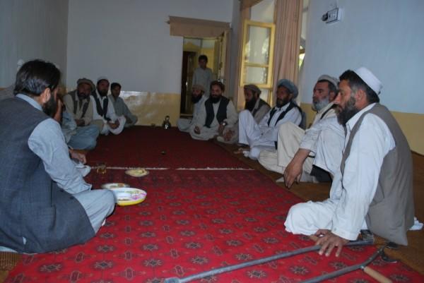 Maliks of Sherzad district