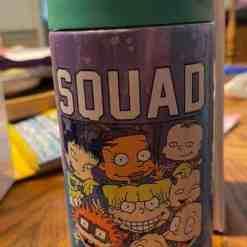Kids rugrats squad goals tumbler