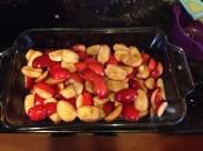 vegan apple crisp 10