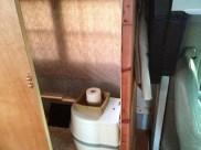 Bathroom door ALF-8