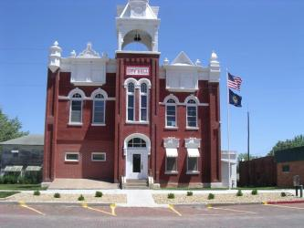 Small Town City Hall