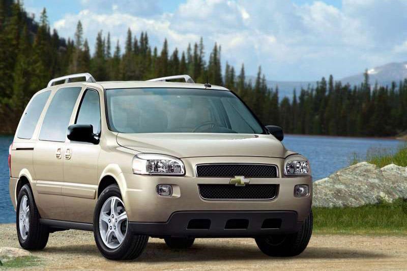 Chevrolet Fuse Panel