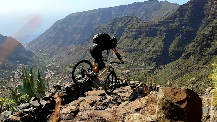 Last ride - La Gomera – Trails & Hippies