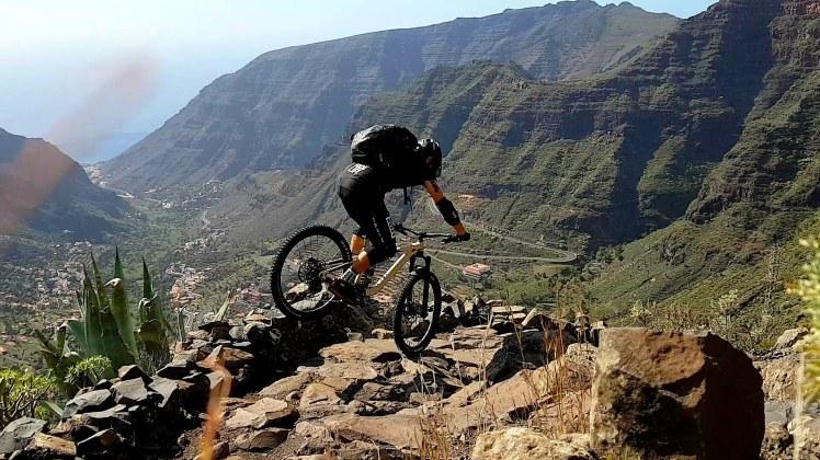 Last ride - La Gomera – Trails & Hippies