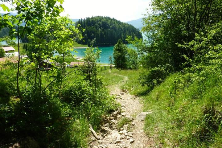 Sachenbach Trail Exit