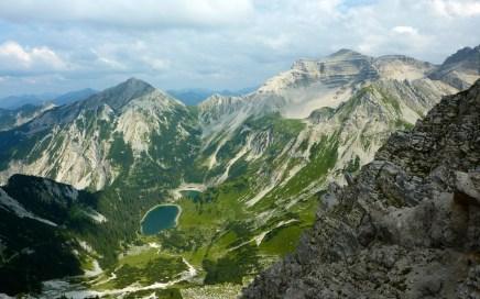 Jägersruh mit Trail über Soiernhütte, Soiernsee und Soiernspitze