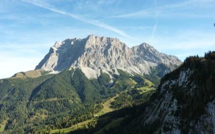 Wetterstein Runde, MTB Trails