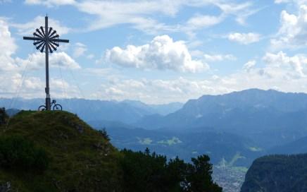 Brünstlkreuz Trail