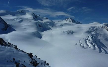 Wildspitze (3774 m), Pitztal Freeride