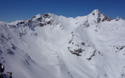 Sulzkogel Skitour, Kühtai