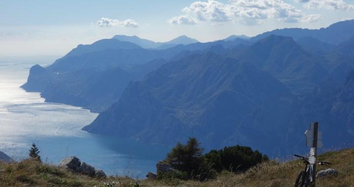 Malga Vallestre, Monte Stivo