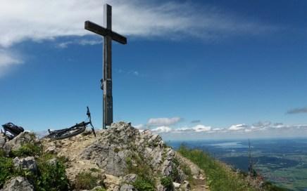 Heimgarten Gipfel