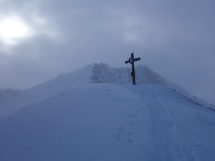 Hintere Steinkarspitze